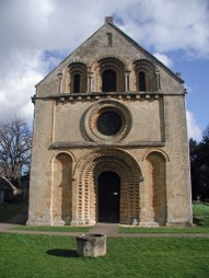 Iffley Church