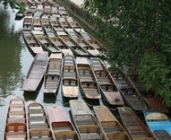 Punts on the Cherwell