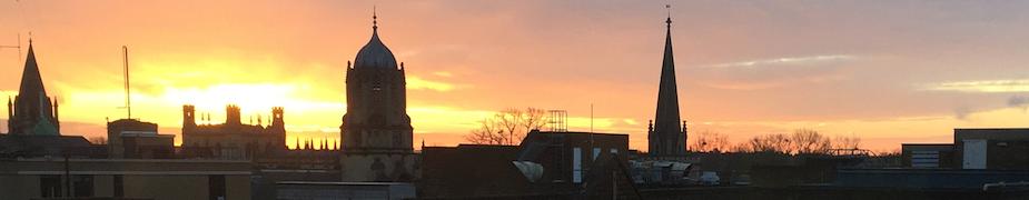 Oxford Sunrise