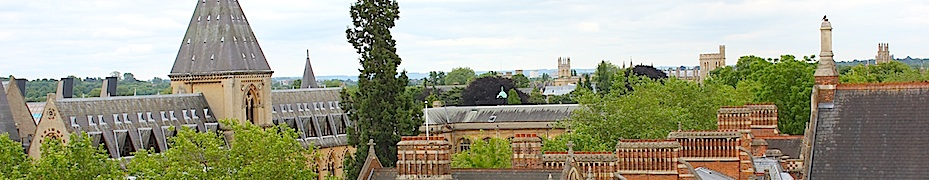 Keble Skyline