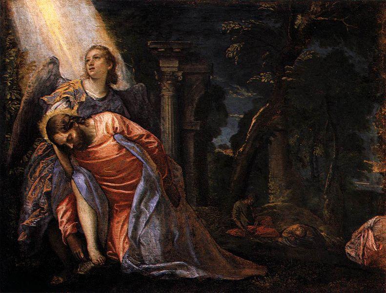 Dead Christ Veronese
